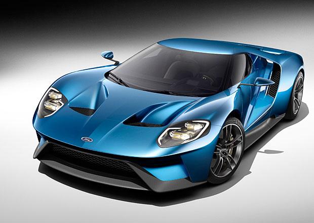 Ford GT: Legenda se vrací se šestiválcem a 600 koňmi
