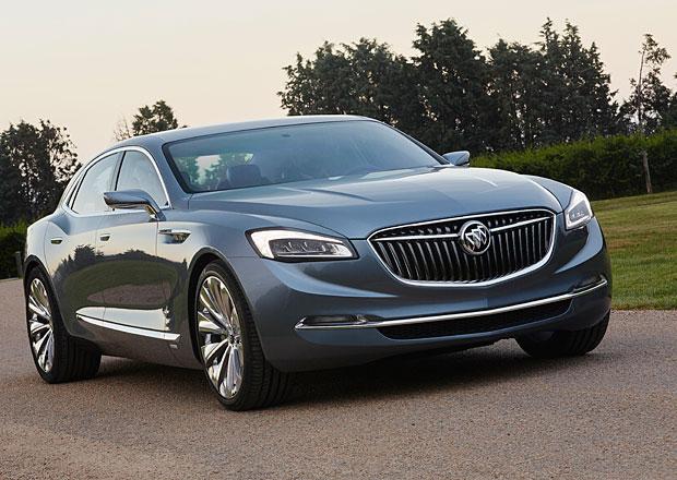 Buick Avenir Concept: Novodobý americký luxus