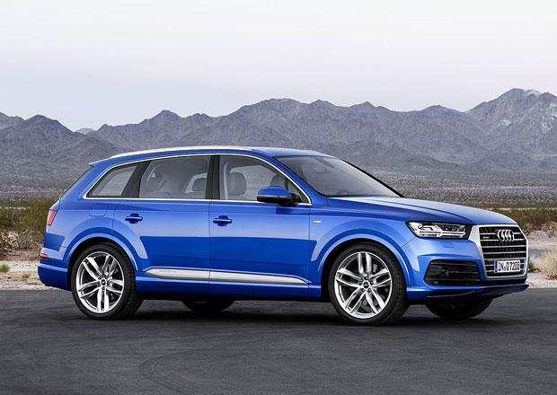 Audi SQ 7 přijde již příští rok s dieselovým V8 a elektrickými turby
