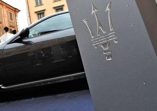 Maserati se v Česku daří. Alespoň někde...