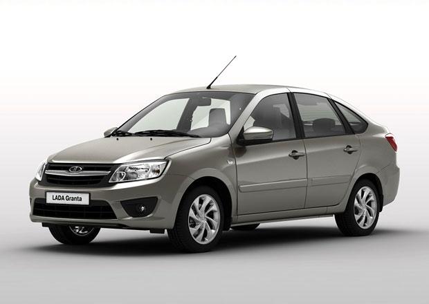 AvtoVAZ kvůli slabému rublu zvýší ceny automobilů Lada