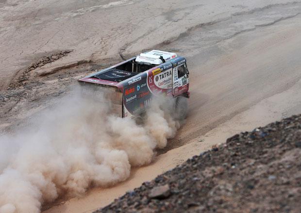 Rallye Dakar: Boj o život kameramana