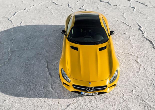 Mercedes-AMG GT dostane ostrou verzi Black Series