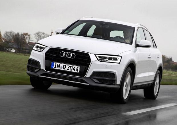 Audi Q3: Příliš brzy na modernizaci?