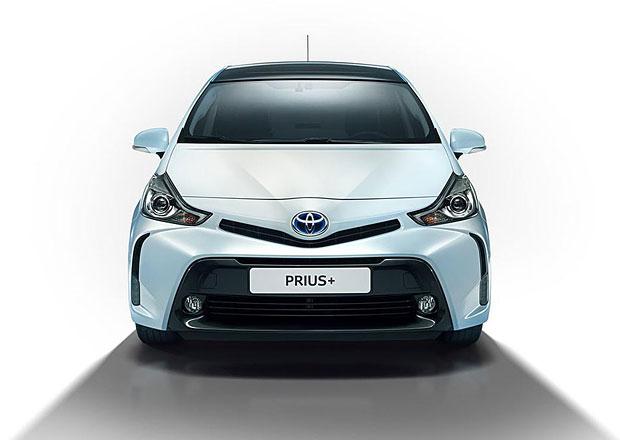 Modernizovaná Toyota Prius+ v Česku stojí od 849.900 Kč