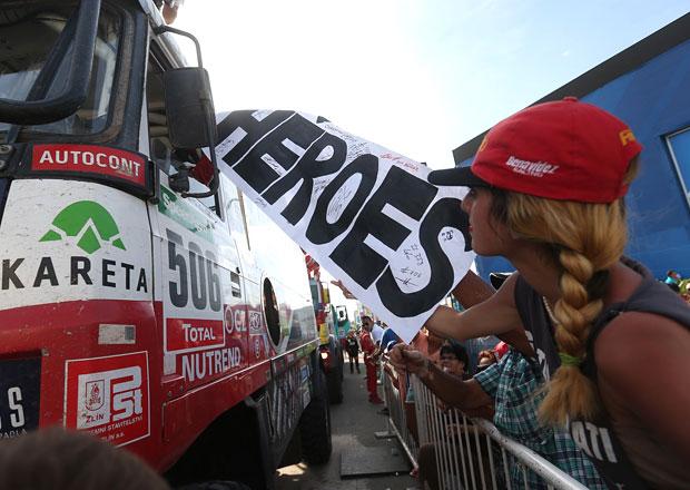 Rallye Dakar, komentář: Čtrnáct nejtěžších dnů