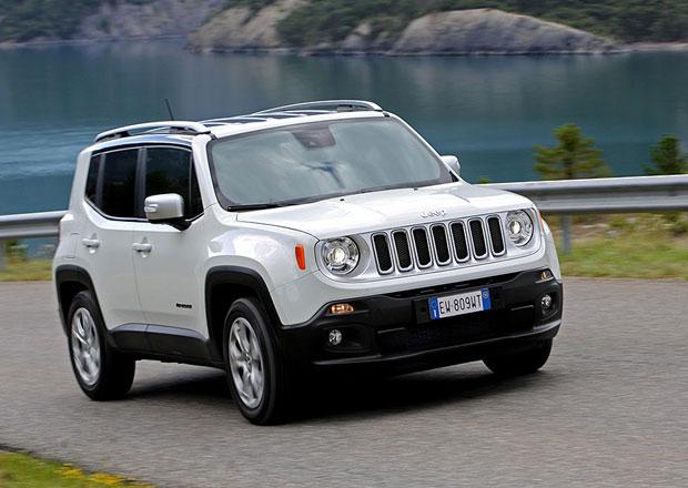 Jeep zvažuje crossover menší než Renegade