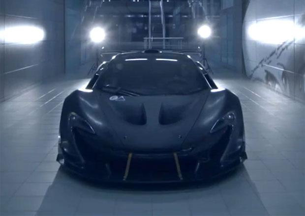 McLaren P1 GTR přijede do Ženevy, bude mít 1000 koní