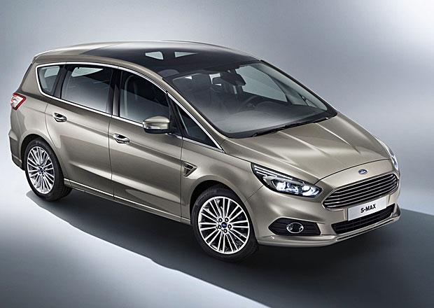 Ford Galaxy: Nová generace dorazí ještě letos