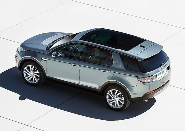 Land Rover Discovery Sport SVR nep�ijde, ost�ej�� verze v�ak ur�it� ano