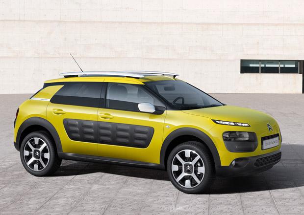 Citroën: Nové SUV ve znamení Cactusu