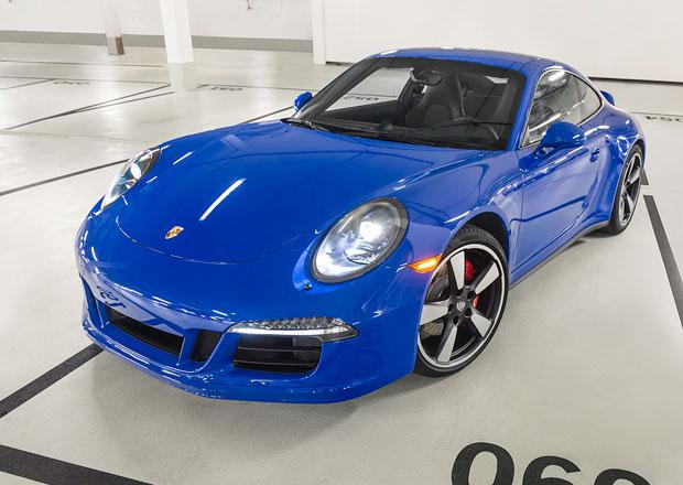 Porsche 911 GTS Club Coupe jen pro 60 vyvolených