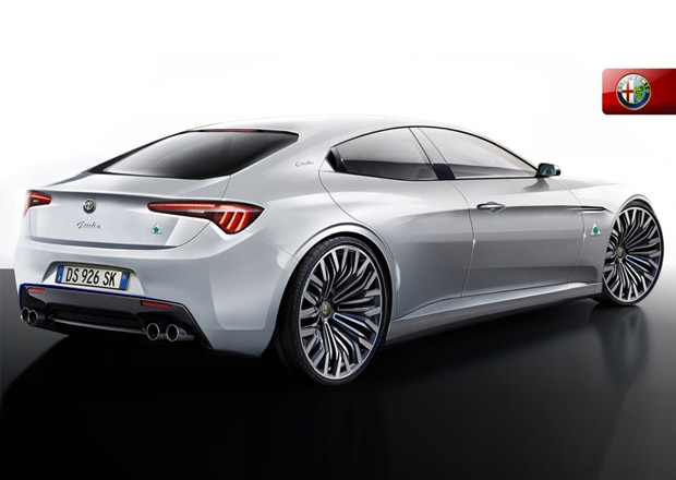 Alfa Romeo chce být rovnocenným soupeřem pro BMW. Už od léta.