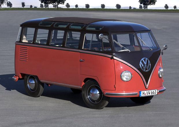 Volkswagen Transporter: Neúnavný pracant slaví 65 let