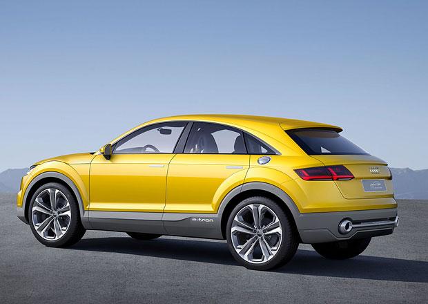 Audi TT Offroad se stane realitou, TT Sportback a TT Shooting Brake nikoliv