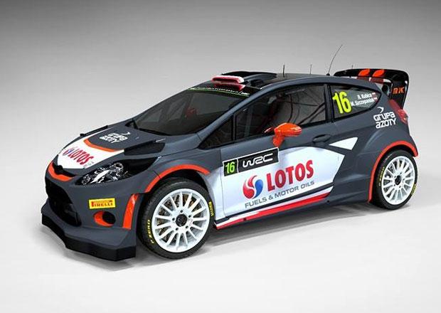 Robert Kubica představil svůj vlastní závodní tým pro šampionát WRC