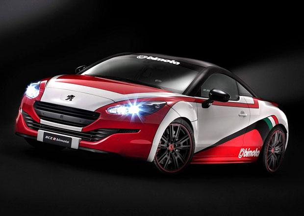 Peugeot RCZ R Bimota: Speciální edice má výkon 305 koní