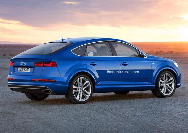 Audi Q6: Jak by mohl vypadat konkurent pro X4?