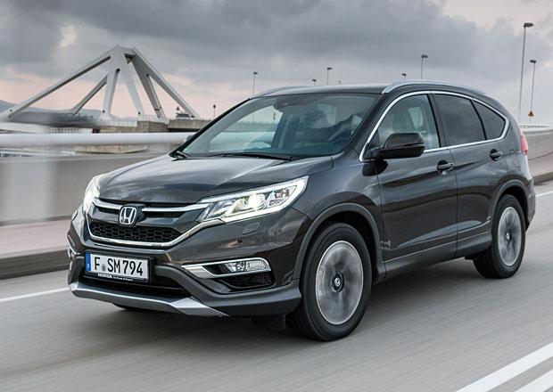 Honda CR-V 2015: Jízdní dojmy ze Španělska
