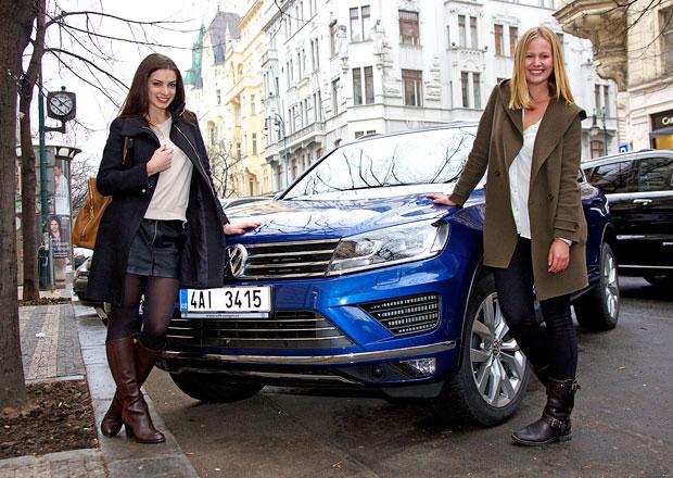Volkswagen Touareg: Vroli módního doplňku