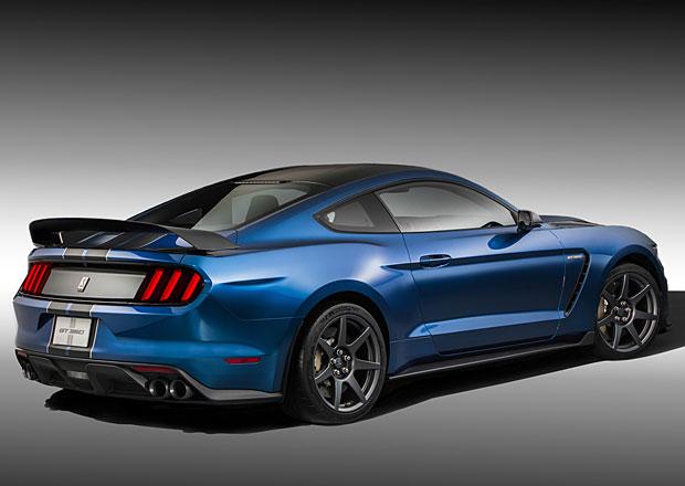 Ford chystá další ostrý Mustang pro silnice iokruhy