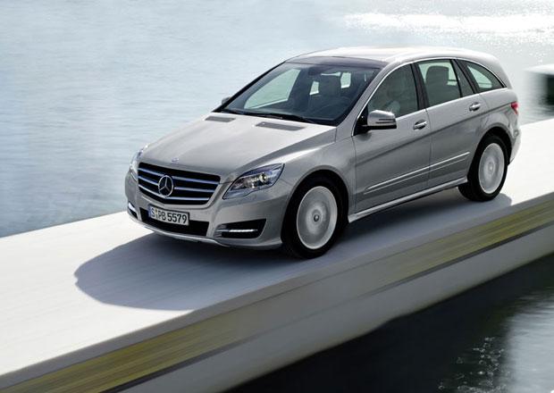 Výrobu Mercedes-Benzu R zajistí AM General, v Alabamě pro něj není místo