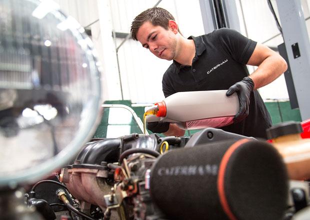 Caterham spustil vlastní program pro ojeté vozy