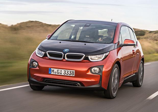 BMW: Nízké ceny paliv škodí elektromobilům, ale ne navždy