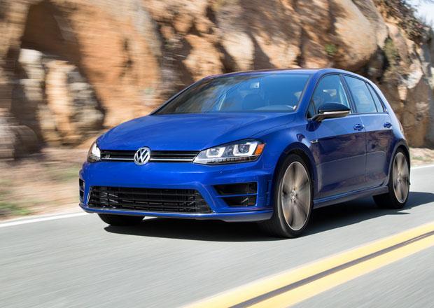Volkswagen Golf R 2015: Nové fotografie z Ameriky