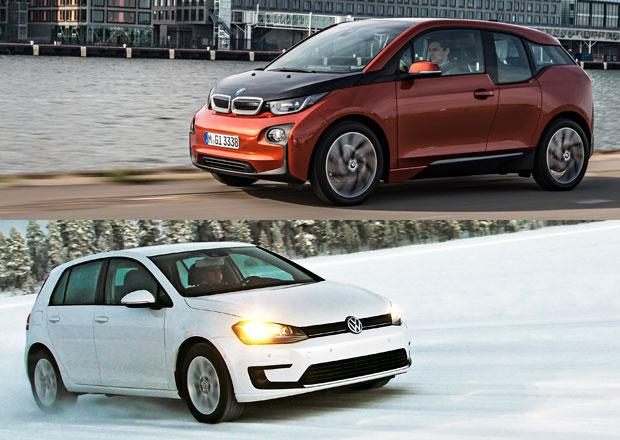 BMW bude spolu s Volkswagenem budovat síť rychlonabíječek