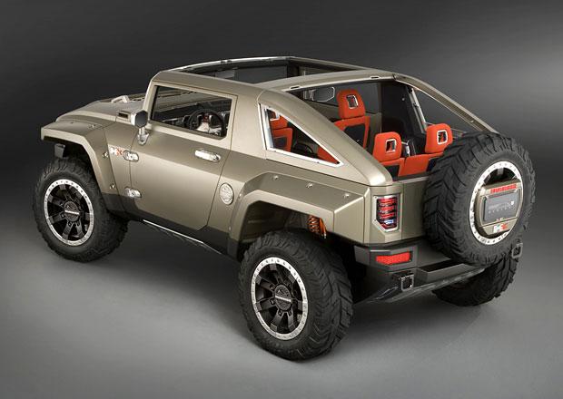 GMC zvažuje SUV s designem Hummeru