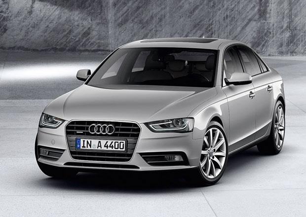 Audi A4 dostane jako první e-quattro