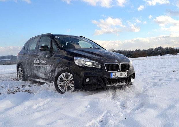 BMW xDrive tour: Důkladně jsme vyzkoušeli pohon všech kol od BMW