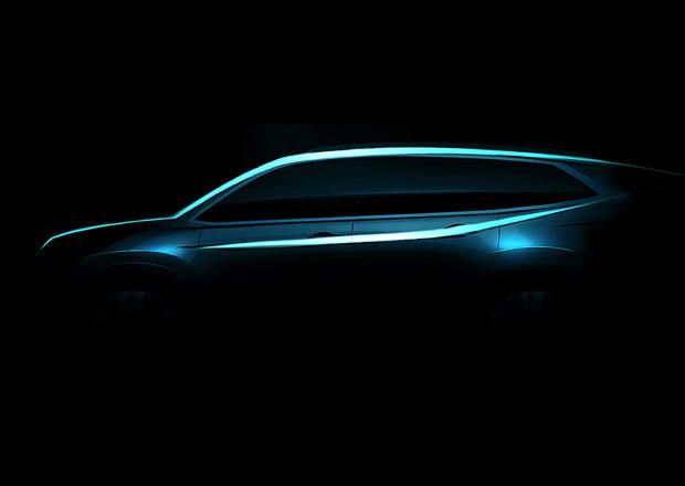 Honda Pilot třetí generace: Takhle bude vypadat