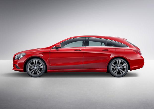 Mercedes-Benz CLA Shooting Brake: V Česku od 679.000 Kč
