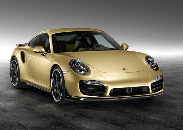 Porsche 911 Turbo aTurbo S: Dostává aerodynamický kit
