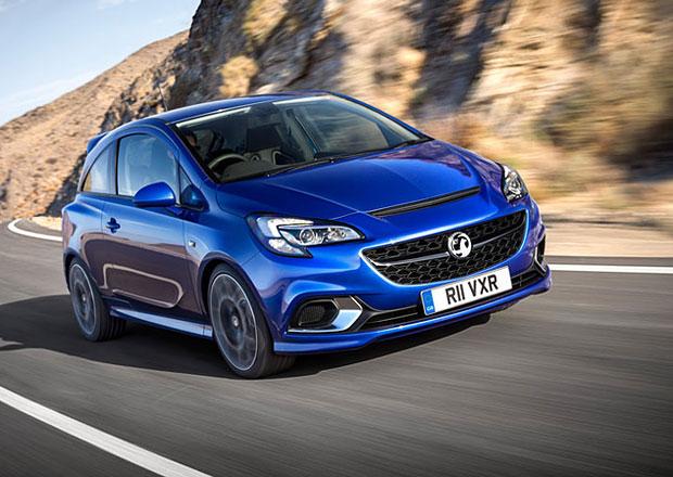 Opel Corsa OPC na prvn�ch fotk�ch, premi�ra bude v �enev�