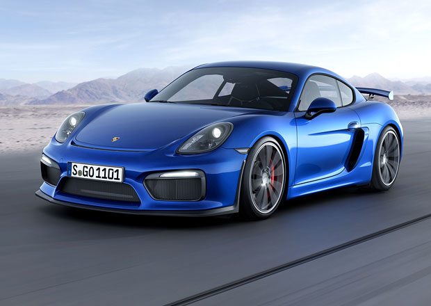 Porsche Cayman GT4 Clubsport míří do Los Angeles
