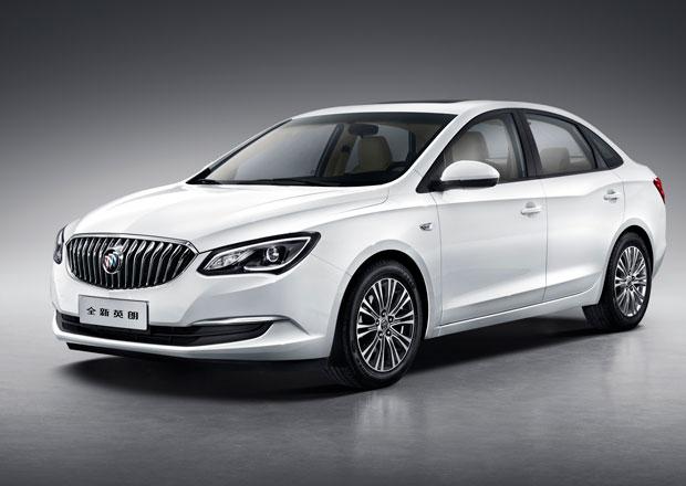 Čínský Buick Excelle: Je tohle předzvěst nové Astry?