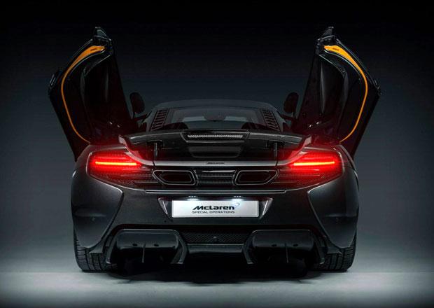 McLaren 650S Project Kilo: MSO se překonává