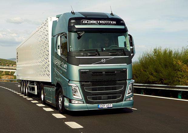 Volvo Dual Clutch a FH16: Rychlost a síla