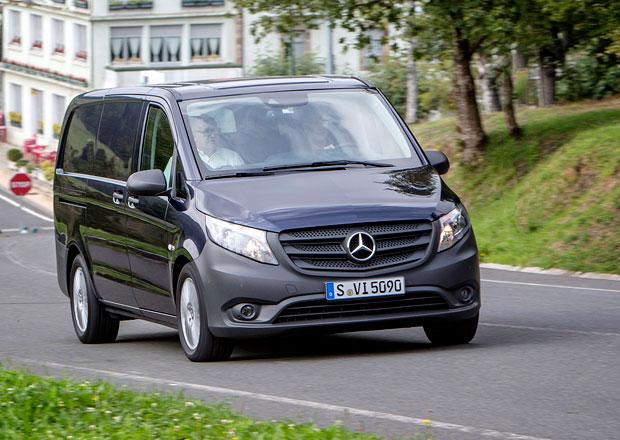 Mercedes-Benz Vito: V�estrann�