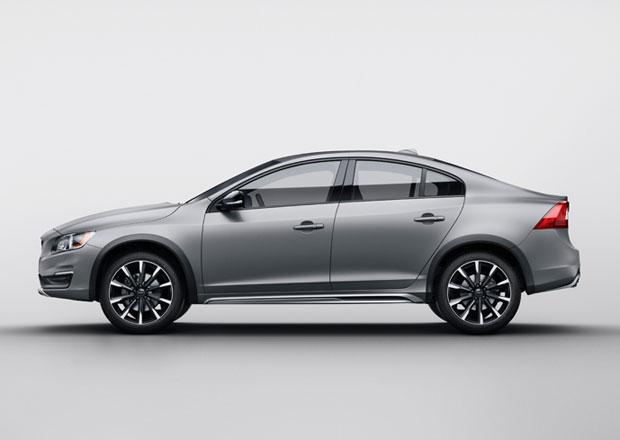 Volvo S60 Cross Country: Prim budou zřejmě hrát rozvojové trhy