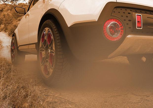 Koncept Kie pro Chicago se jmenuje Trail'ster, má pohon e-AWD