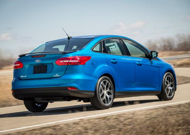 Příští generace Fordu Focus by měla mít i verze kupé, crossover a hybrid