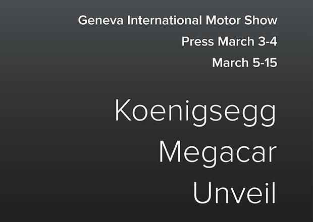 Koenigsegg Regera: Nový hypersport bude mít 1360 koní?