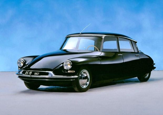 Klasický Citroën DS ohromoval designem i komfortem (8x video)
