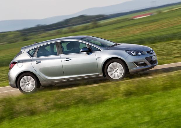 Opel Astra 1.6 CDTi je nyní ještě úspornější, spotřebuje 3,6 l na 100 km