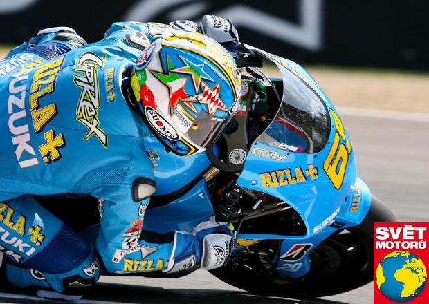 Rozhovor s Lorisem Capirossim: Ducati bylo to nejhorší, co mě potkalo