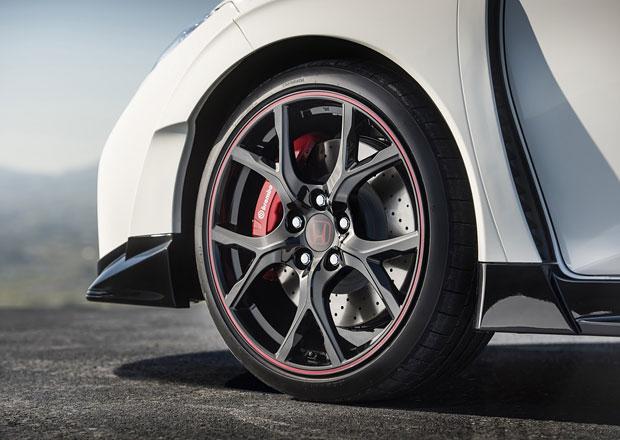 Honda Civic Type R bude mít maximální rychlost 270 km/h